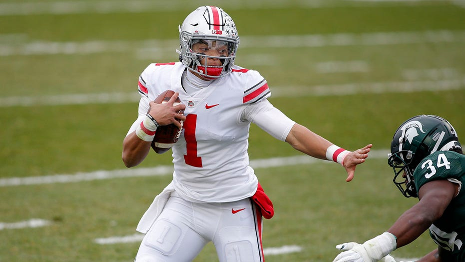 No. 3 Buckeyes await word on 'The Game' with plenty at stake