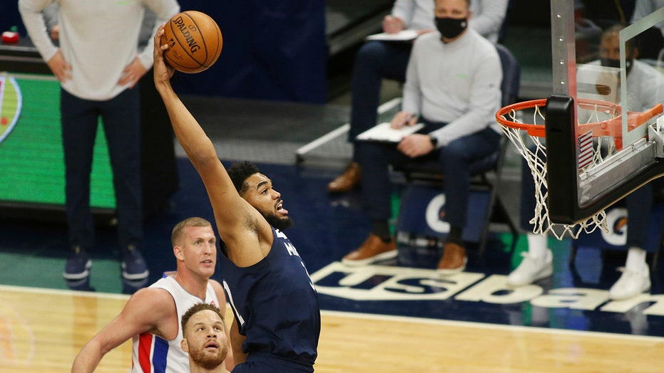Karl-Anthony Towns opens up on return to the floor after months of hardship