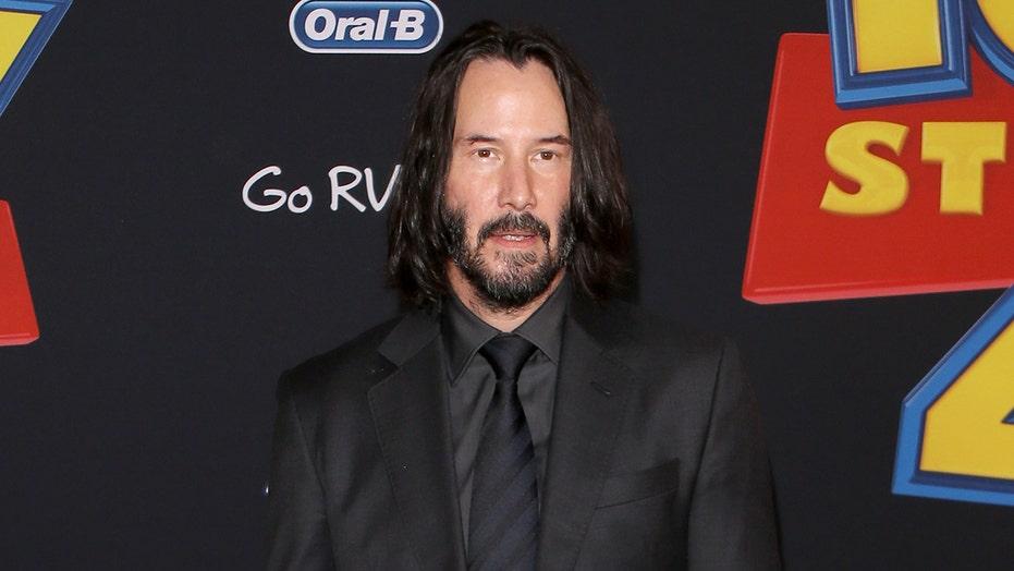 'Cyberpunk 2077' sees Keanu Reeves star in new video game