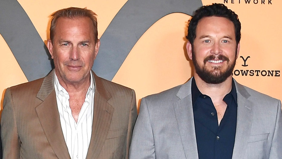 Cole Hauser dishes on his 'Yellowstone' co-star and 'great friend' Kevin Costner: 'He's a wonderful person'