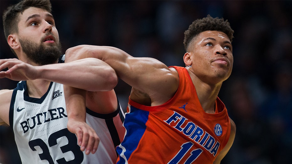 Florida's Keyontae Johnson collapses on court during game vs. Florida State