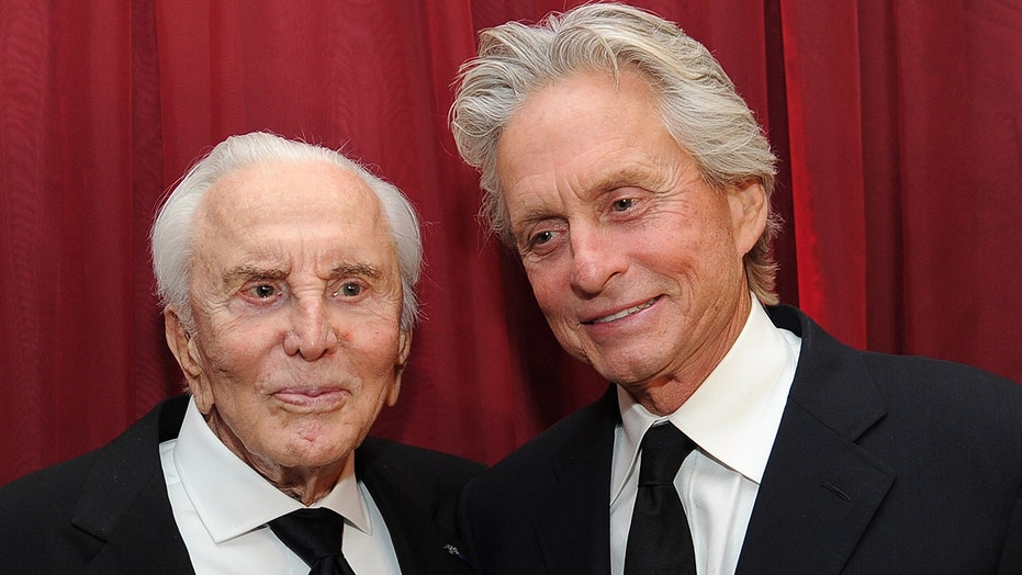 Michael Douglas remembers Kirk Douglas 1 year after his death: 'At 103, you picked a good time to check out'