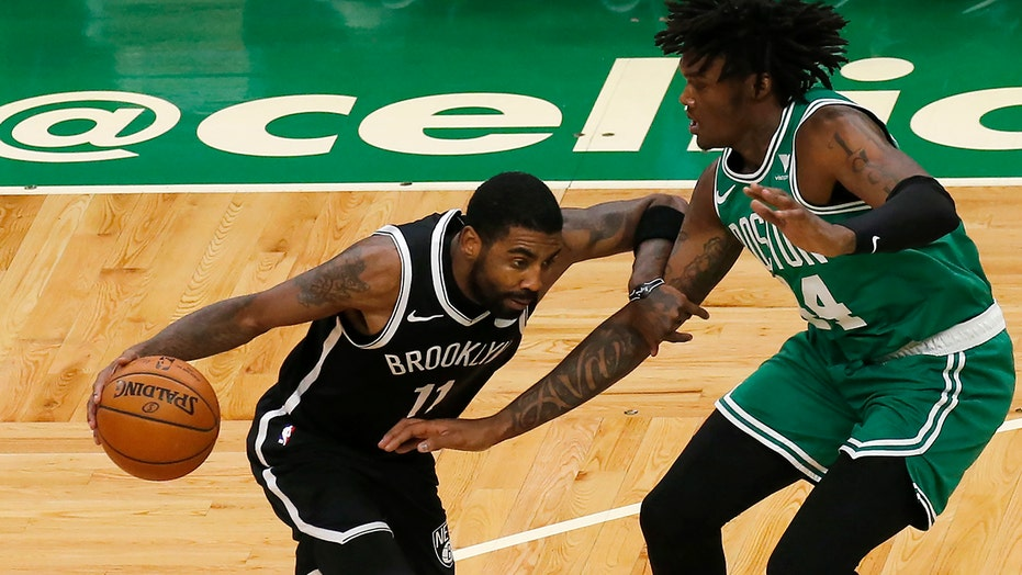 Kyrie Irving explains burning sage before Nets' game, plans to do it often this season