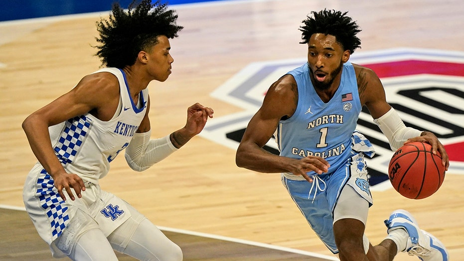 No. 22 Tar Heels top Kentucky for Wildcats' 5th loss in row