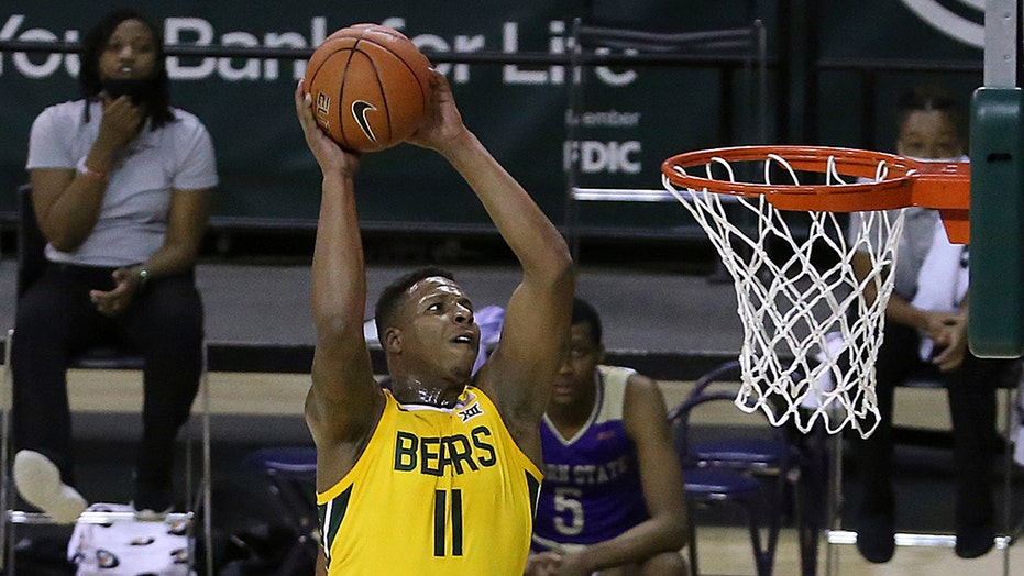 No. 2 Baylor beats Alcorn State 105-76 to stay undefeated