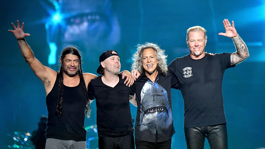 Metallica announces second themed Monopoly game with 'World Tour' focus