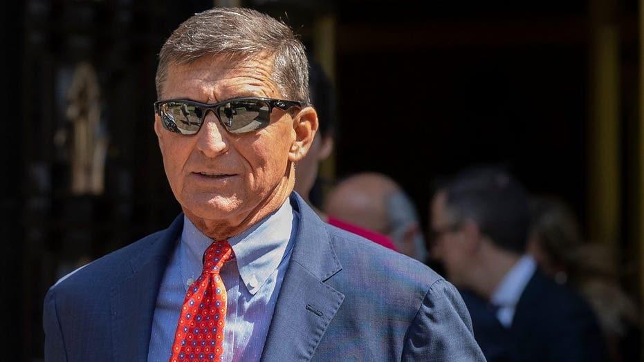 Judge dismisses Michael Flynn case after Trump pardon