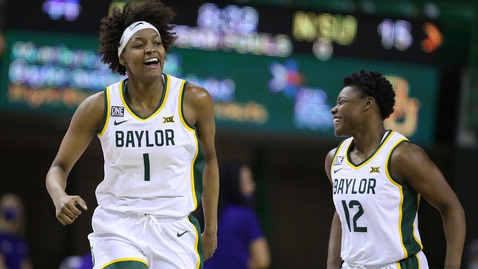 No. 7 Baylor women 136-43 over NSU for 60th home win in row