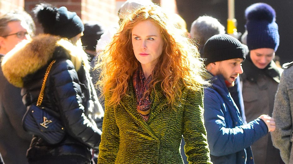 Nicole Kidman recalls 'disturbing' impact filming 'The Undoing' had on her personality