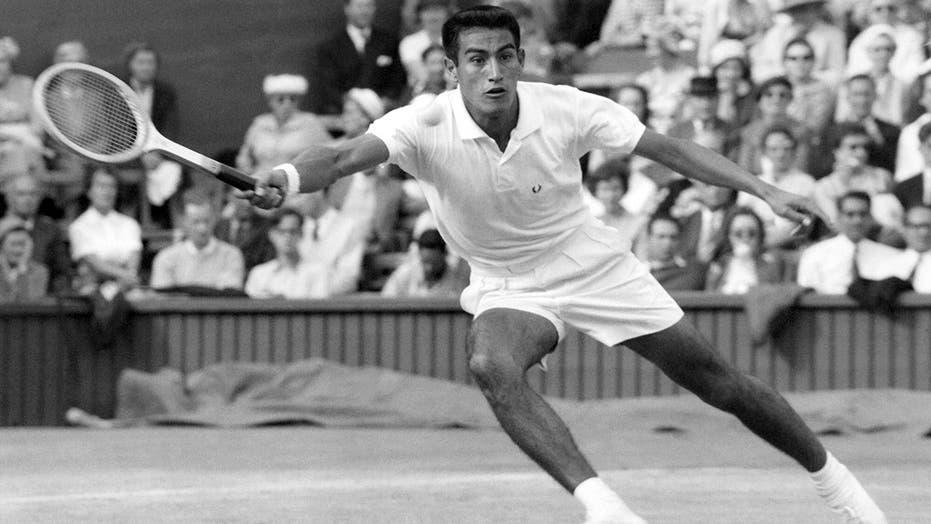 Wimbledon champ, Tennis Hall of Famer Alex Olmedo dead at 84