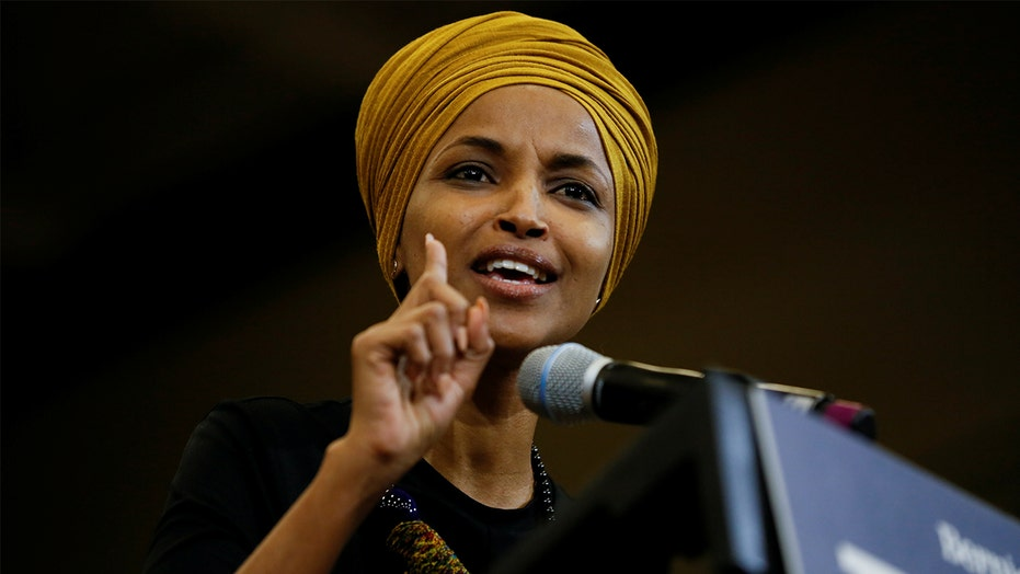 Ilhan Omar paid husband's firm another $  138G before cutting ties, I file FEC mostrano