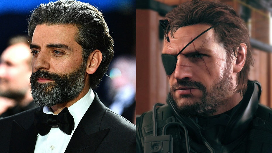 Oscar Isaac tapped to star as videogame icon Solid Snake in Sony's 'Metal Gear Solid': report