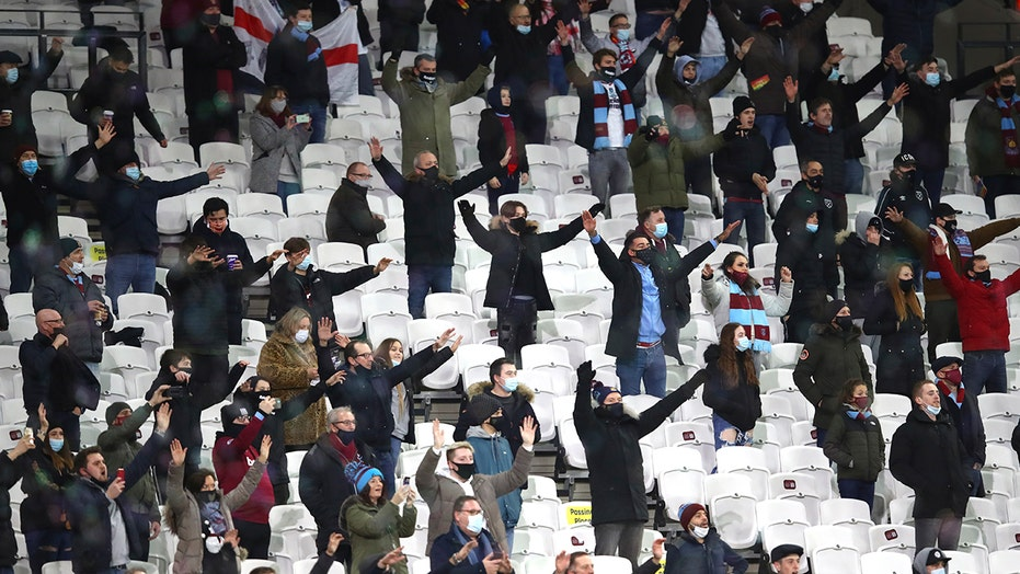 'Welcome home': Fans finally return to Premier League