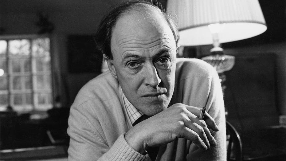 Roald Dahl's family apologizes for his anti-Semitic remarks 30 years after his death