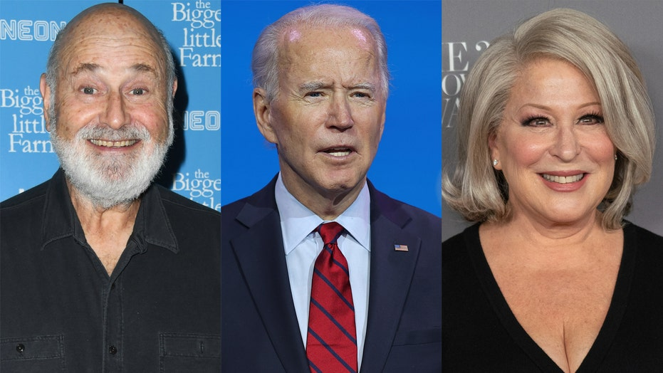 Celebrities react to Joe Biden's electoral college win
