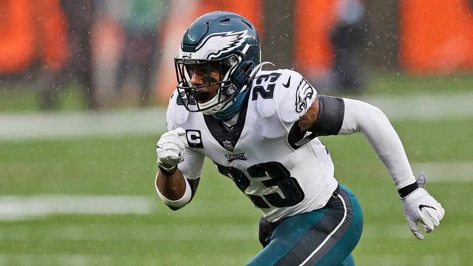 Injury didn't alter Eagles S Rodney McLeod's giving plans
