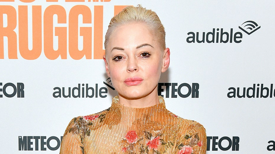 Rose McGowan on Marilyn Manson abuse allegations: 'I stand with Evan Rachel Wood'