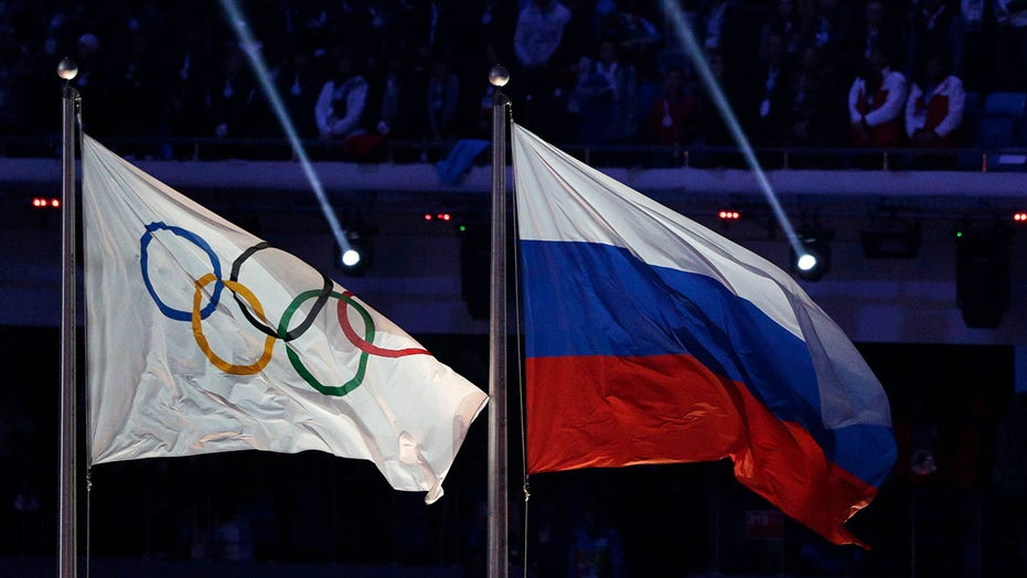 Russia can't use its name and flag at the next 2 Olympics