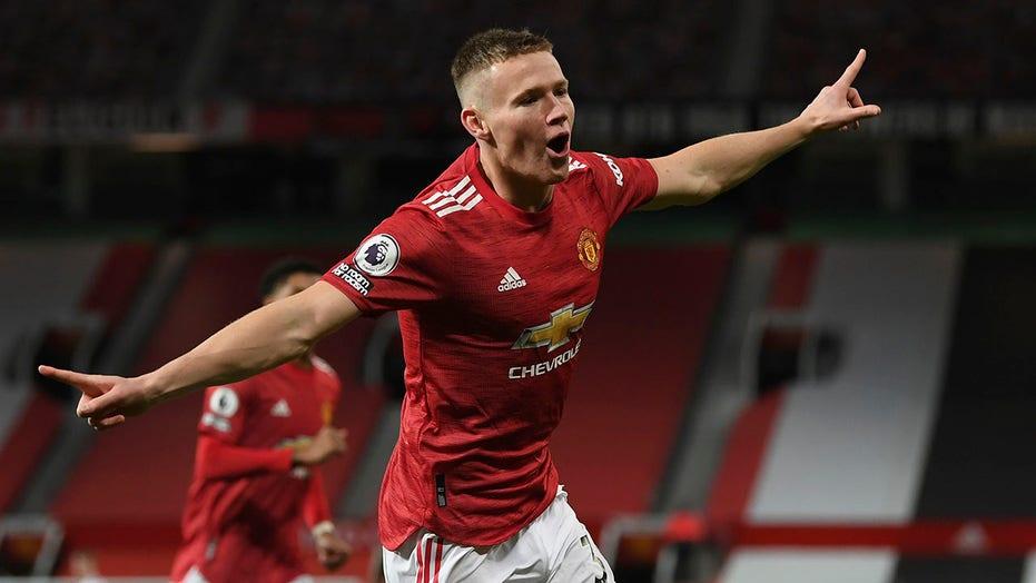 Man United revels in 6-2 win v Leeds, Vardy sinks Tottenham