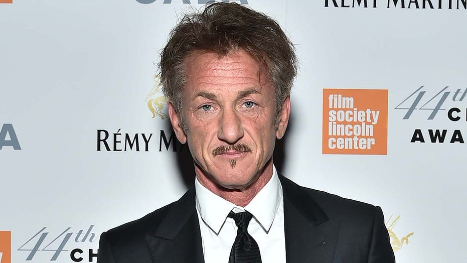 Sean Penn jokes his hair was 'hacked by Russians' in viral television appearance