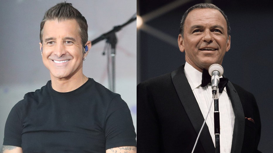 Creed's Scott Stapp will play Frank Sinatra in upcoming biopic about Ronald Reagan