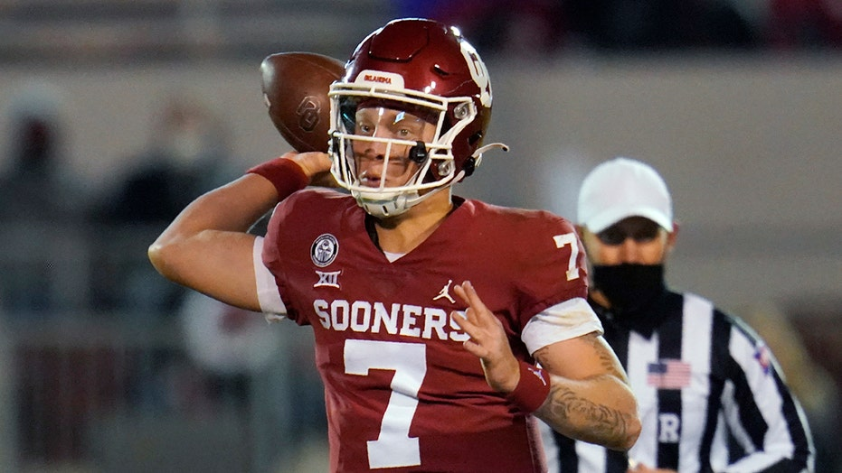 Sooners young QB Spencer Rattler latest to thrive with Riley