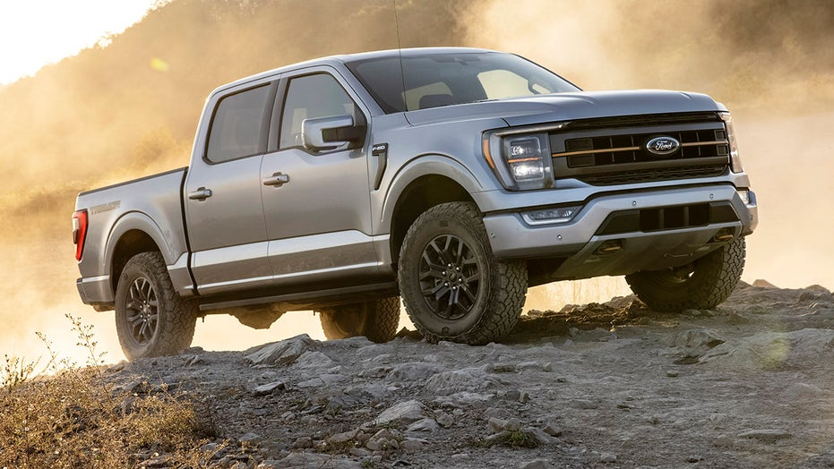 The 2021 Ford F-150 Tremor is ready to rumble