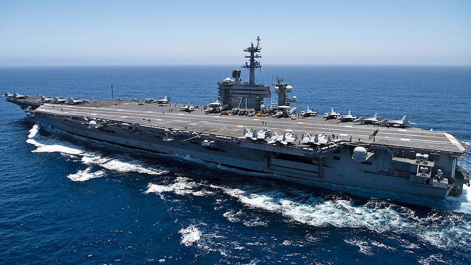 Pentagon Joint Chiefs cites 500-ship Navy fleet as 'aim point'