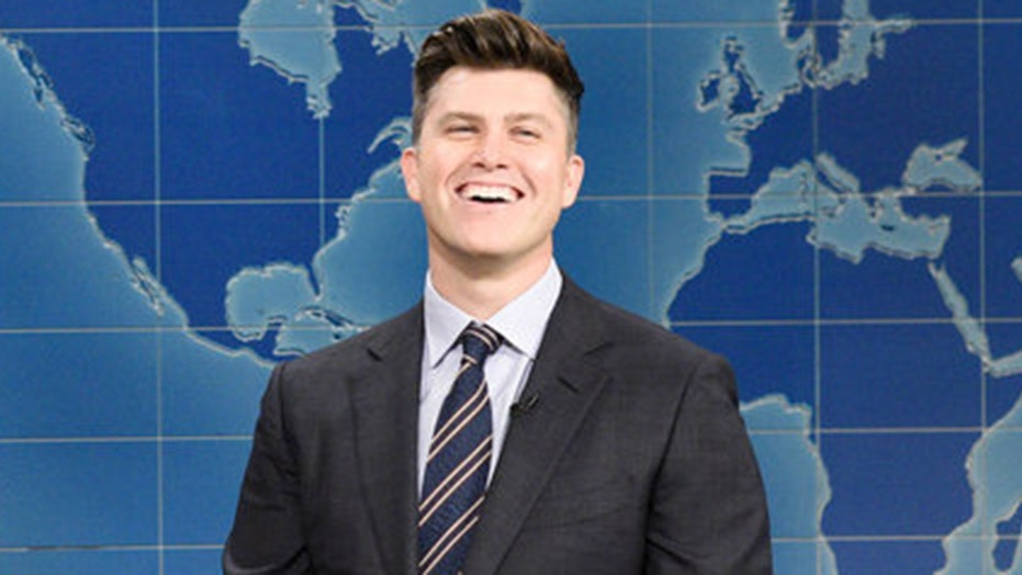 'Saturday Night Live' returns with 'Weekend Update' segment mocking Donald Trump, Rudy Giuliani's fraud claims