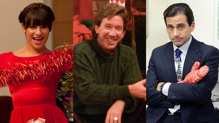 Best Christmas-themed TV episodes from 'Friends' to 'The Office'