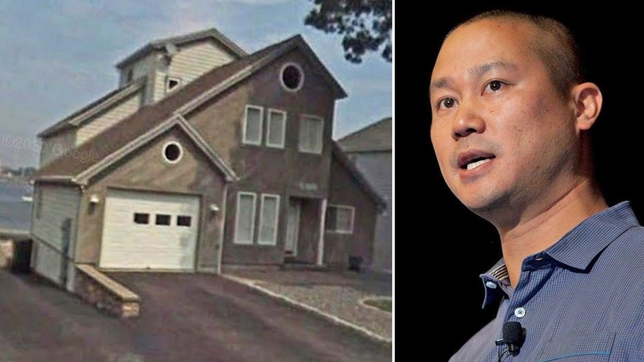 Die stigter van Zappos, Tony Hsieh, is aan die huis dood weens 'n gerugtevriendin: verslag doen