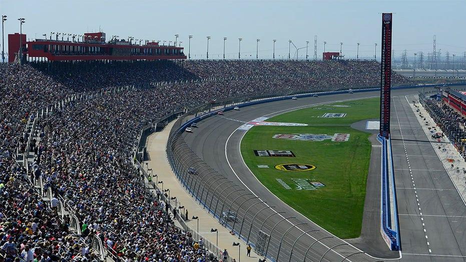NASCAR cancels February California race due to coronavirus pandemic