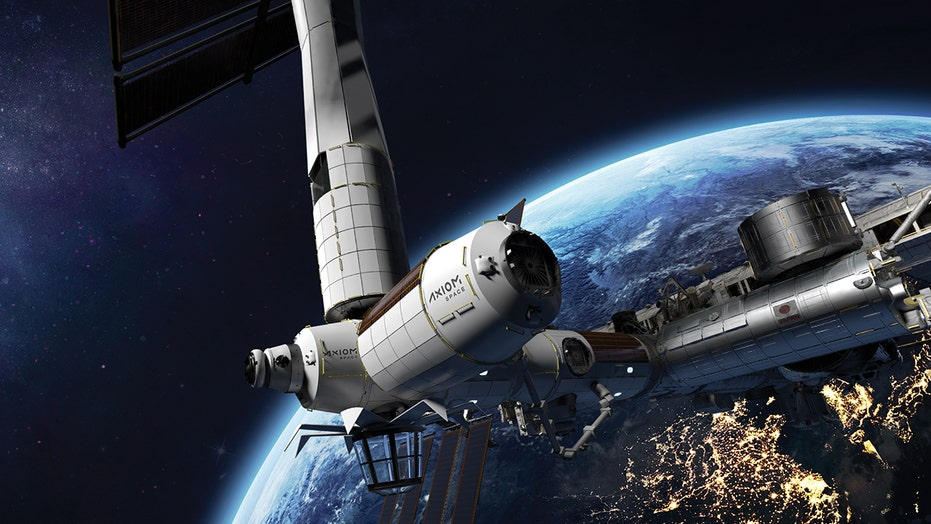 Axiom Space tells Houston all systems are go for world's first commercial space station