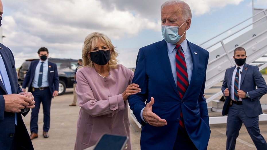 Joe and Jill Biden to appear on Ryan Seacrest's 'New Year's Rockin' Eve'