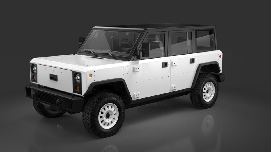 Bollinger Motors updates its electric SUV and pickup ahead of production