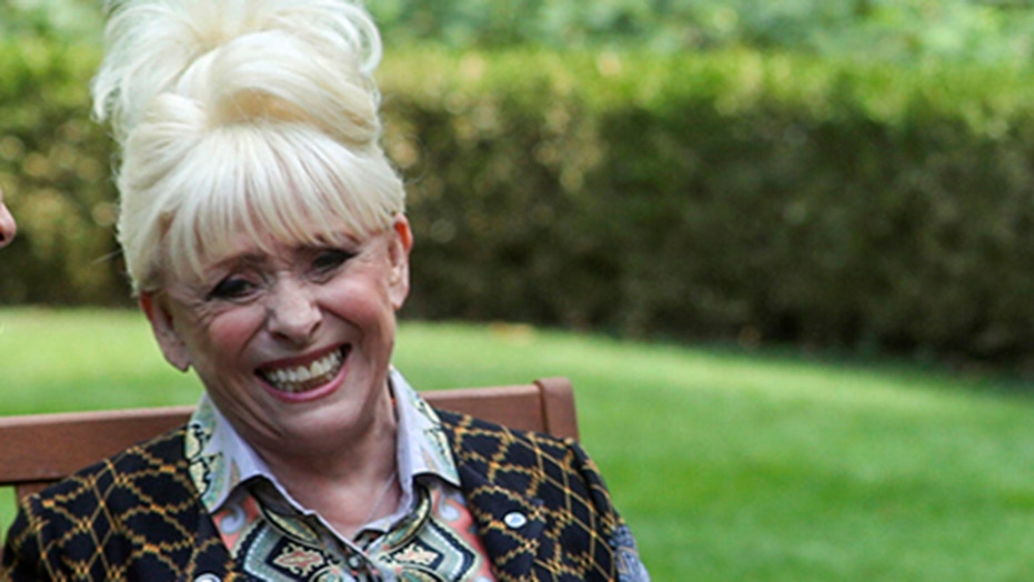 Dame Barbara Windsor, British star of 'EastEnders' and 'Carry On,' dead at 83