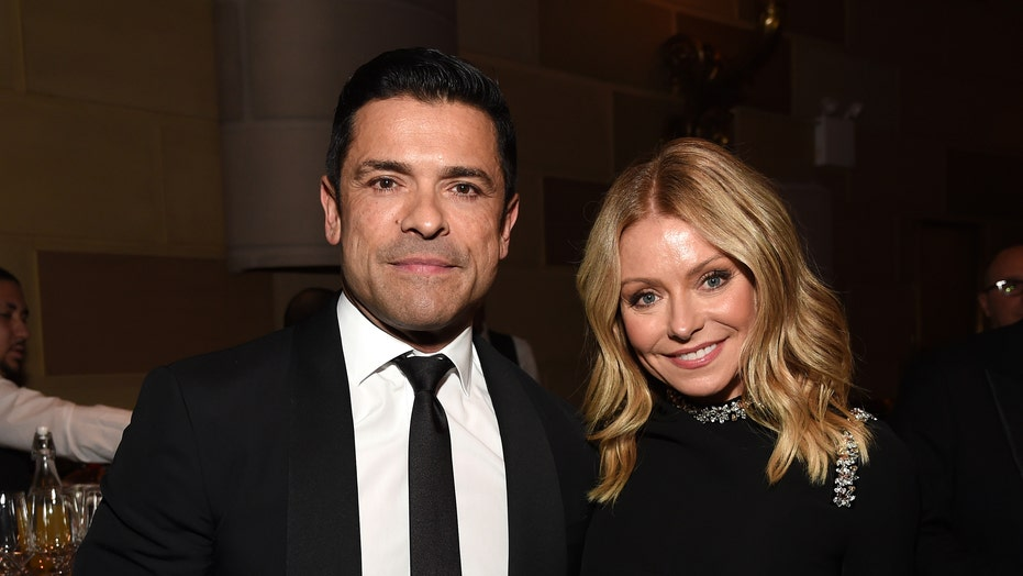 Mark Consuelos returns home to Kelly Ripa after four-month work commitment