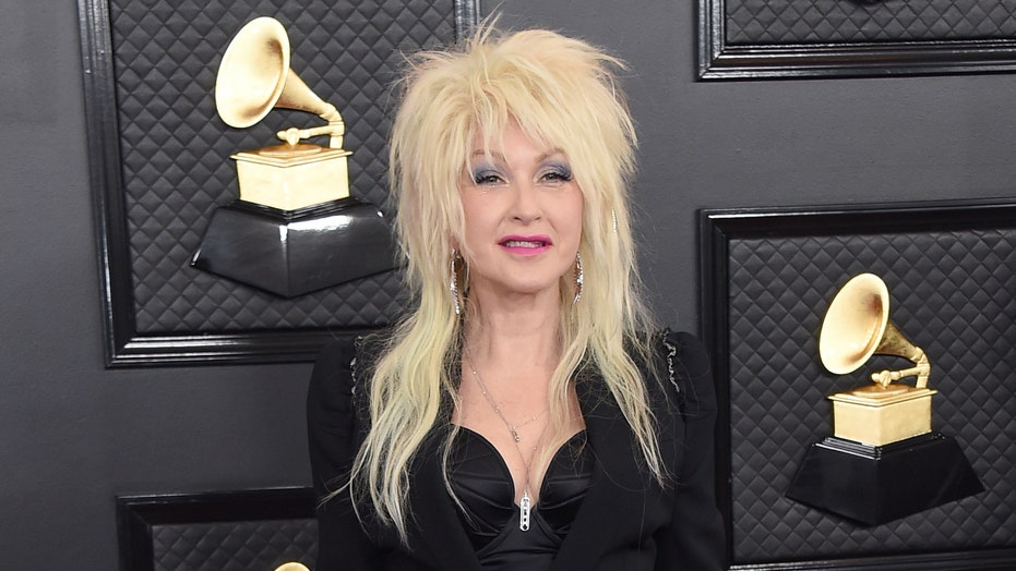 Stars join Cyndi Lauper's benefit concert for homeless youth