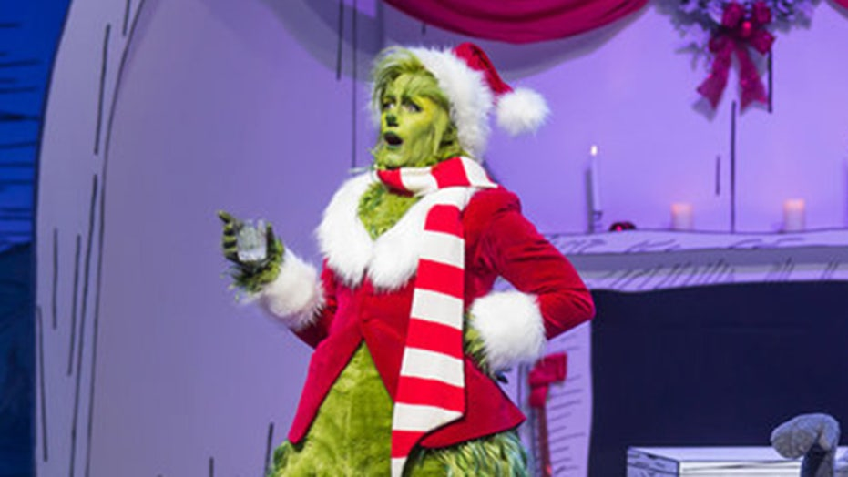 Matthew Morrison mocked, praised for Grinch portrayal in NBC's Dr. Seuss musical: 'My children had nightmares'
