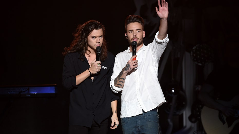 Liam Payne defends Harry Styles' wearing a dress on Vogue cover