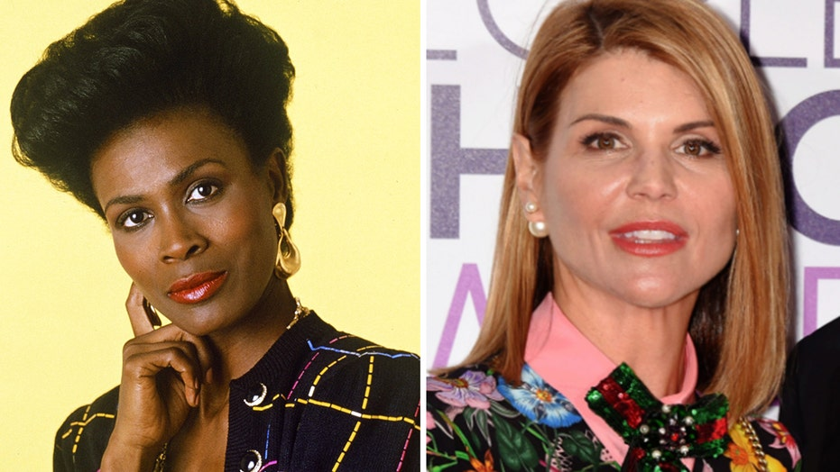 'Fresh Prince' star Janet Hubert rips Lori Loughlin's prison release: 'To be white, blond en bevoorreg!'