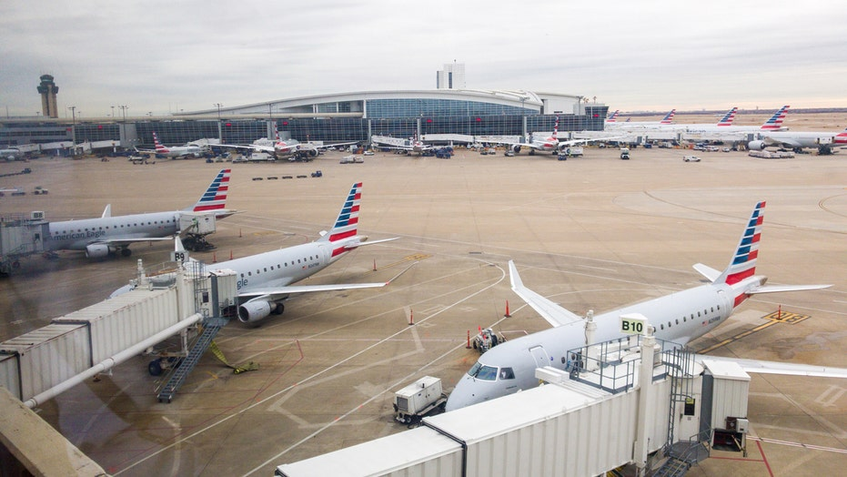 COVID-19 grounded flights in Dallas resume after air traffic control cleaning