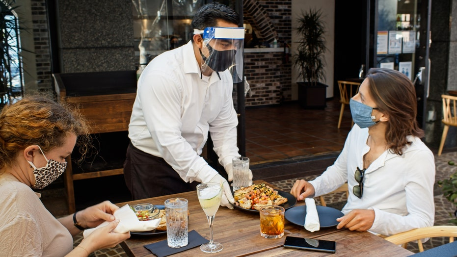 Restaurants use empty hotel suites for safe indoor dining during pandemic