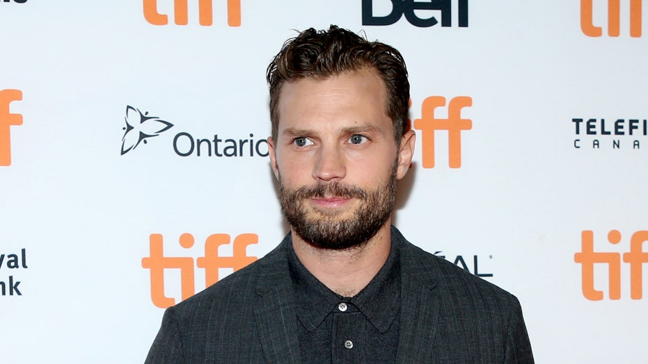 'Wild Thyme Mountain' star Jamie Dornan says he shares a 'lack of confidence' with his alter ego