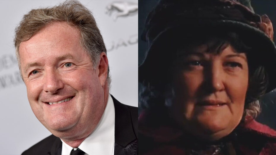 Piers Morgan reacts to fans comparing him to the Pigeon Lady in 'Home Alone 2': 'That is not me'
