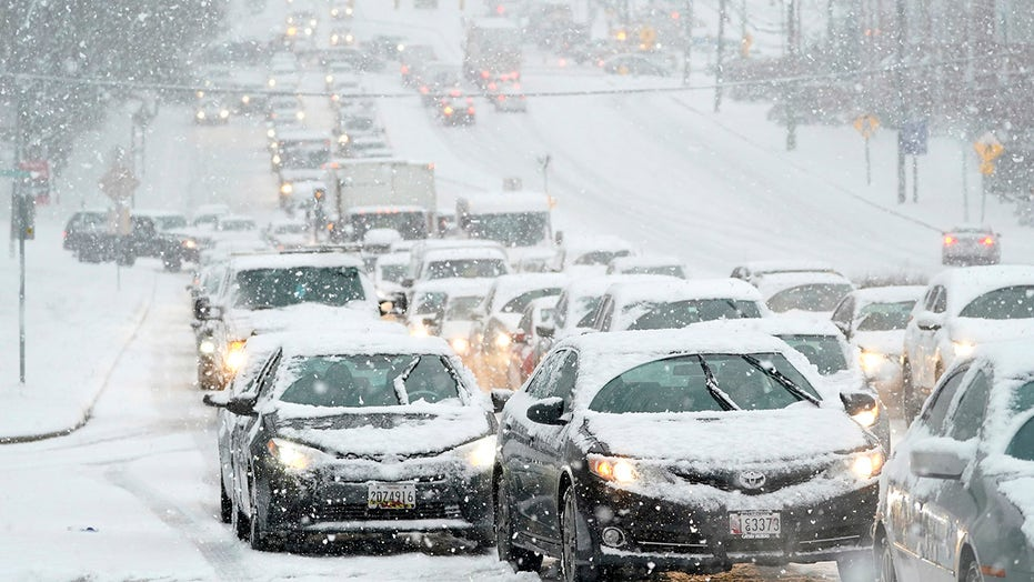 East coast digs out from major winter storm