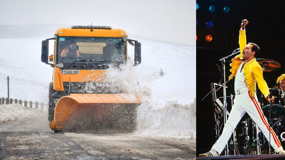 Scotland gives fleet of snowplows hilarious names