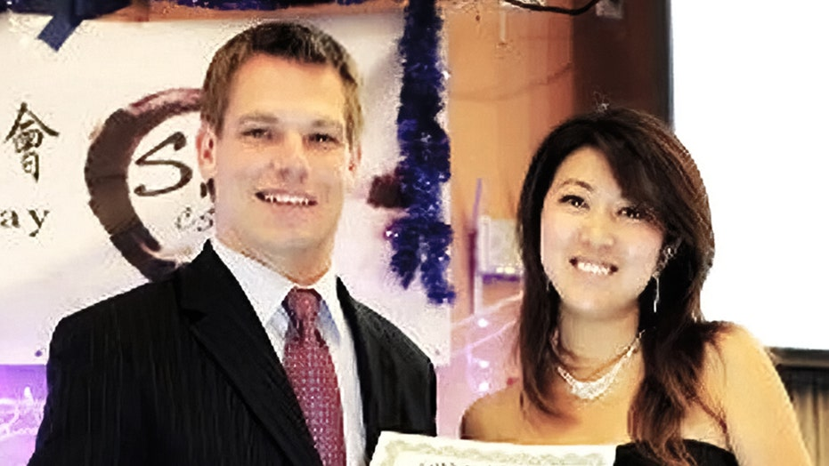Swalwell's dad, brother remain Facebook friends with suspected Chinese spy years after lawmaker cut her off