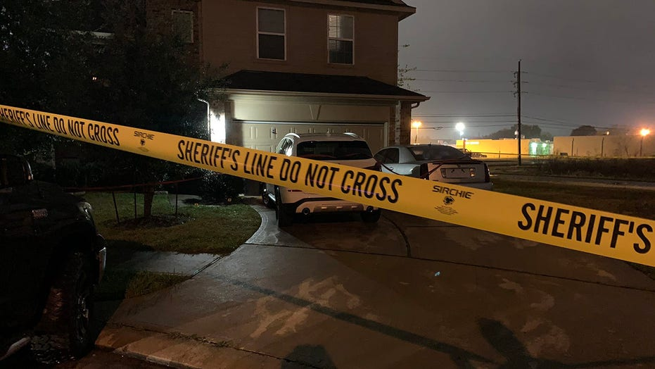 Texas man shot dead in driveway of own home after returning from grocery store with teen son, authorities say