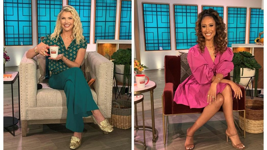 'The Talk' names two new co-hosts